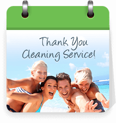 House Cleaning Richmond VA | Thank you
